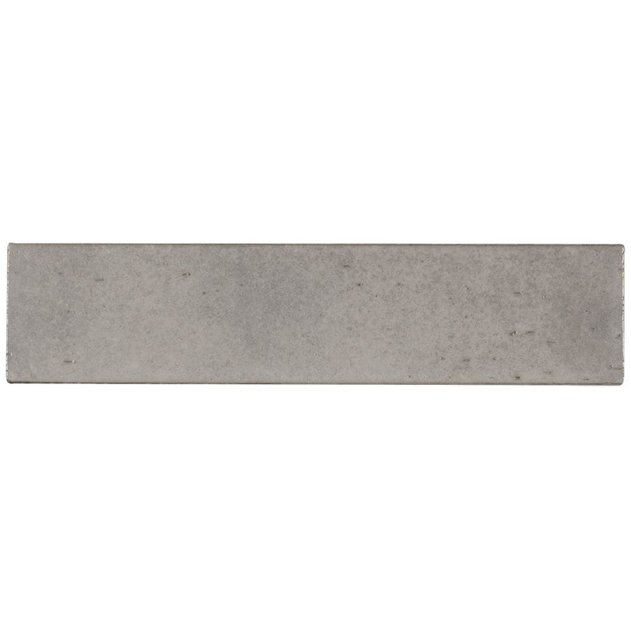 allen + roth Fossil Stone Brick Ceramic Wall Tile (Common: 2-in x 8-in; Actual: 2.2-in x 9.5-in)
