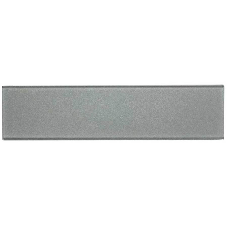Elida Ceramica Moonlight Subway Glass Wall Tile (Common: 3-in x 12-in; Actual: 2.87-in x 11.87-in)