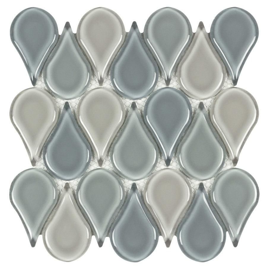 Elida Ceramica Pure Breeze Teardrop 12