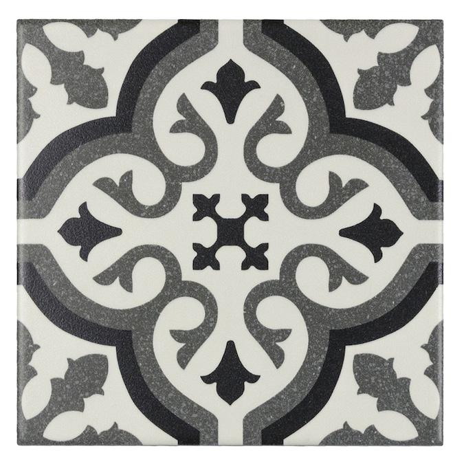 Elida Ceramica Deco Squares 6 In