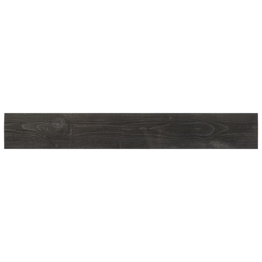 Peel Amp Stick Mosaics Woodlands 9 Pack Onyx 5 In X 36 In Wood