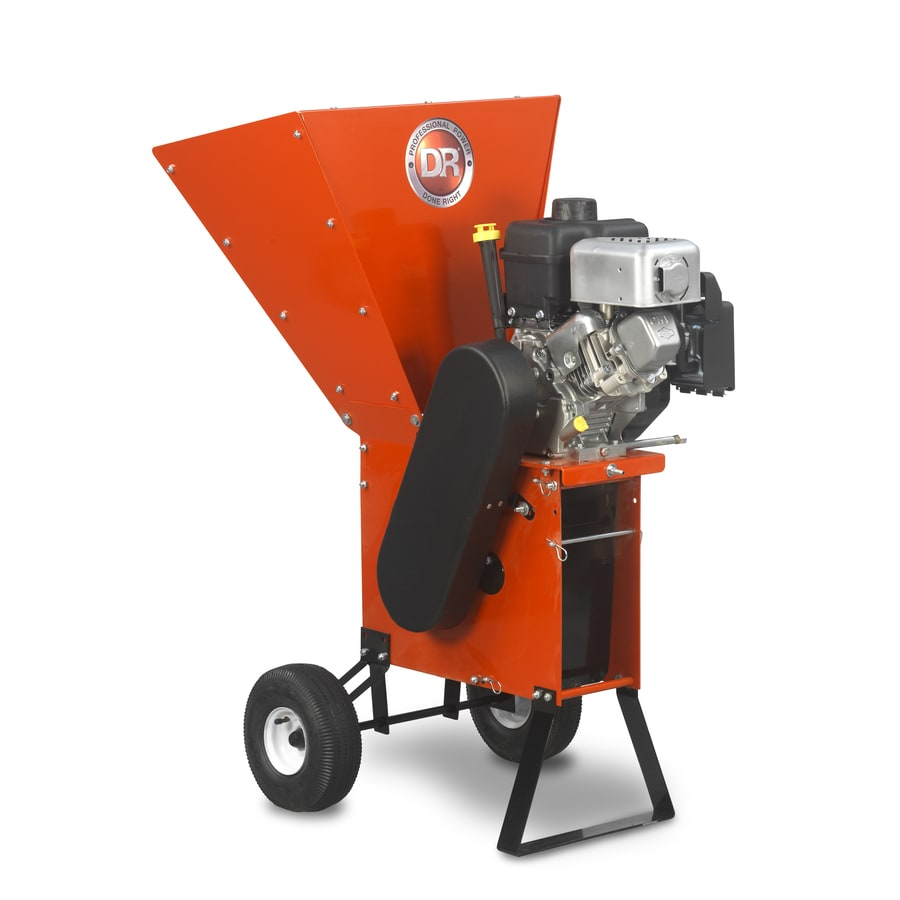 DR Power Equipment 250cc Steel Gas Wood Chipper