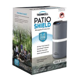 Thermacell Halo Patio Shield Slate Mosquito Repellent