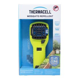 Thermacell Mr300 Portable Mosquito Repellent Device, Hi Vis