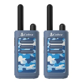 Cobra HE150B 16-Mile 2-Way Radios (Blue)
