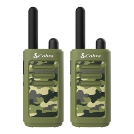 Cobra HE150G 16-Mile 2-Way Radios (Green)