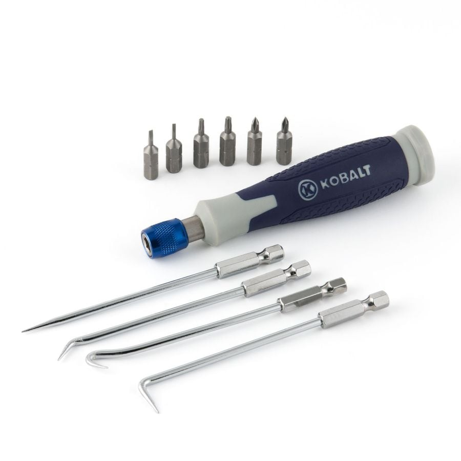 Kobalt 11-Piece Speedfit Screwdriver & Probe Set