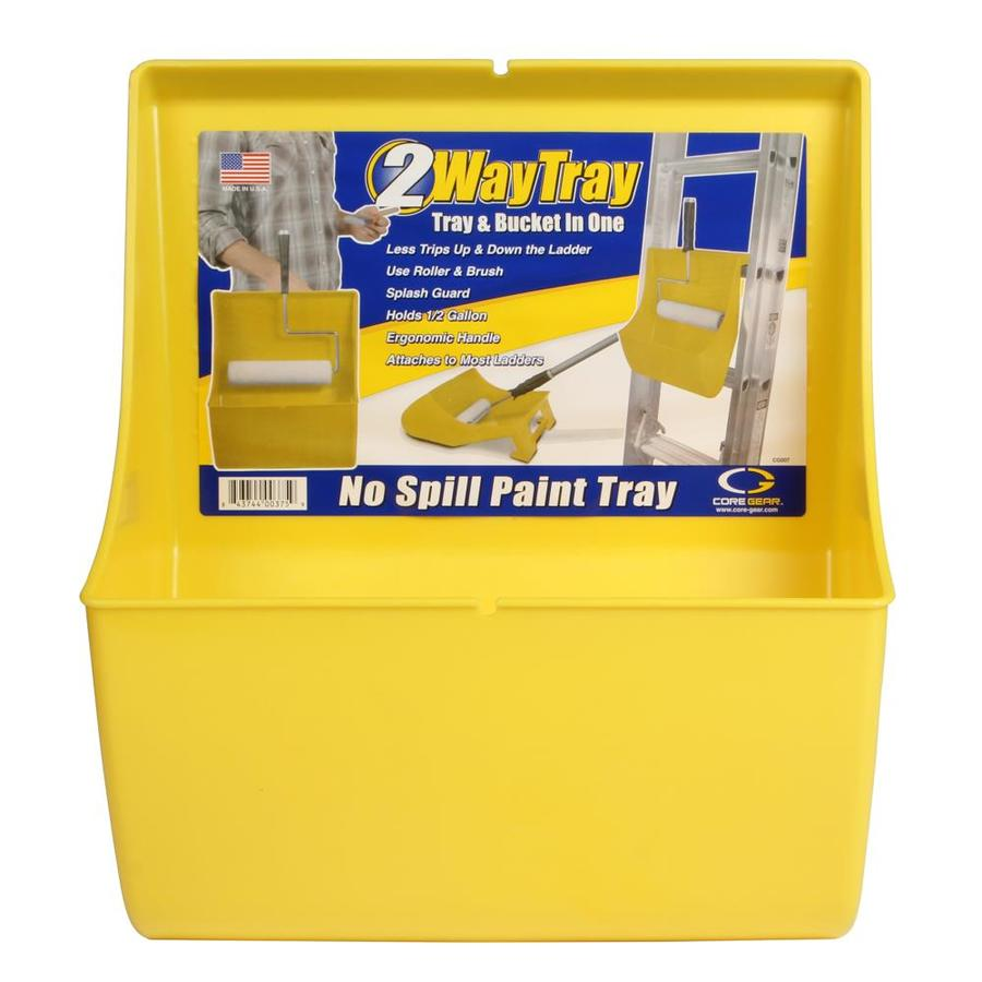 Core Gear Paint Tray (Common: 12.75-in x 16-in; Actual 12.75-in x 16-in)