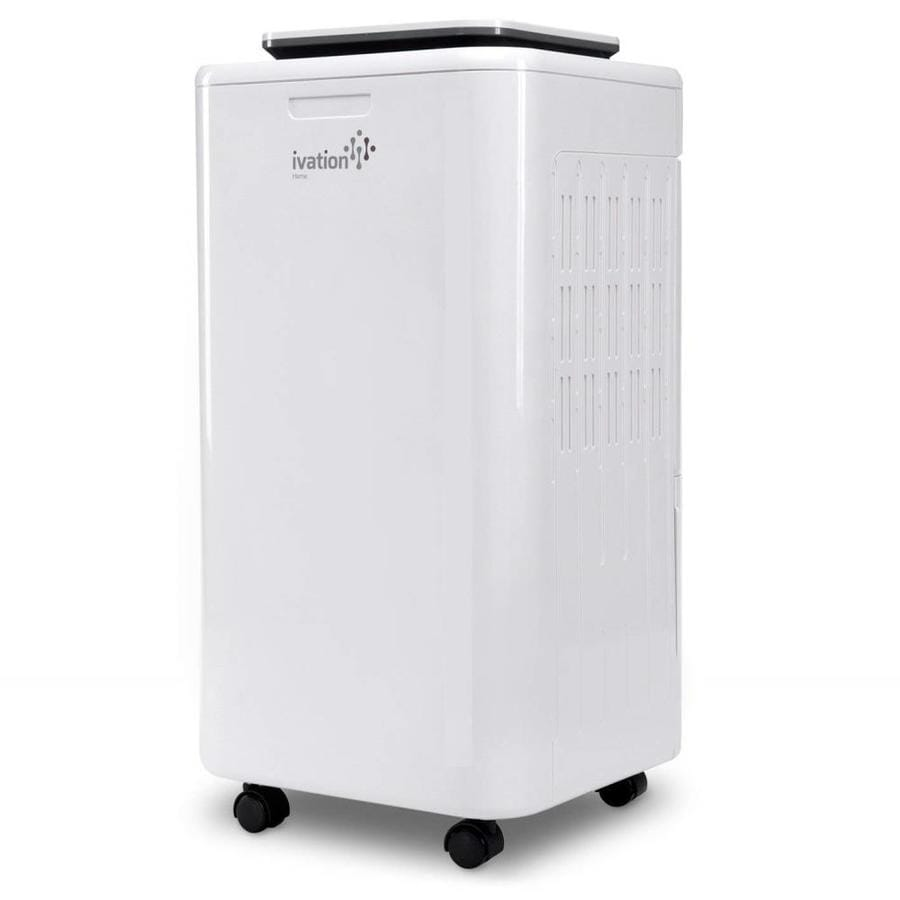 Ivation 13 2-Speed Dehumidifier with Built-In Pump