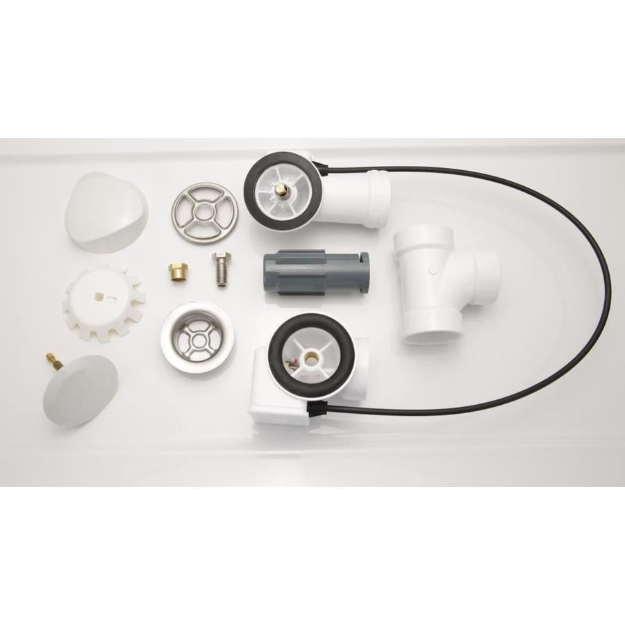 Laurel Mountain Whirlpool or Air Bath Drain Kit