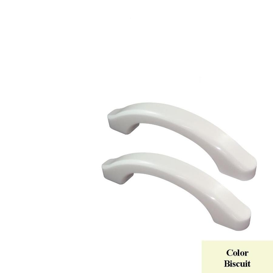Laurel Mountain Biscuit 2-Pack Whirlpool Or Air Bath Hand Rails
