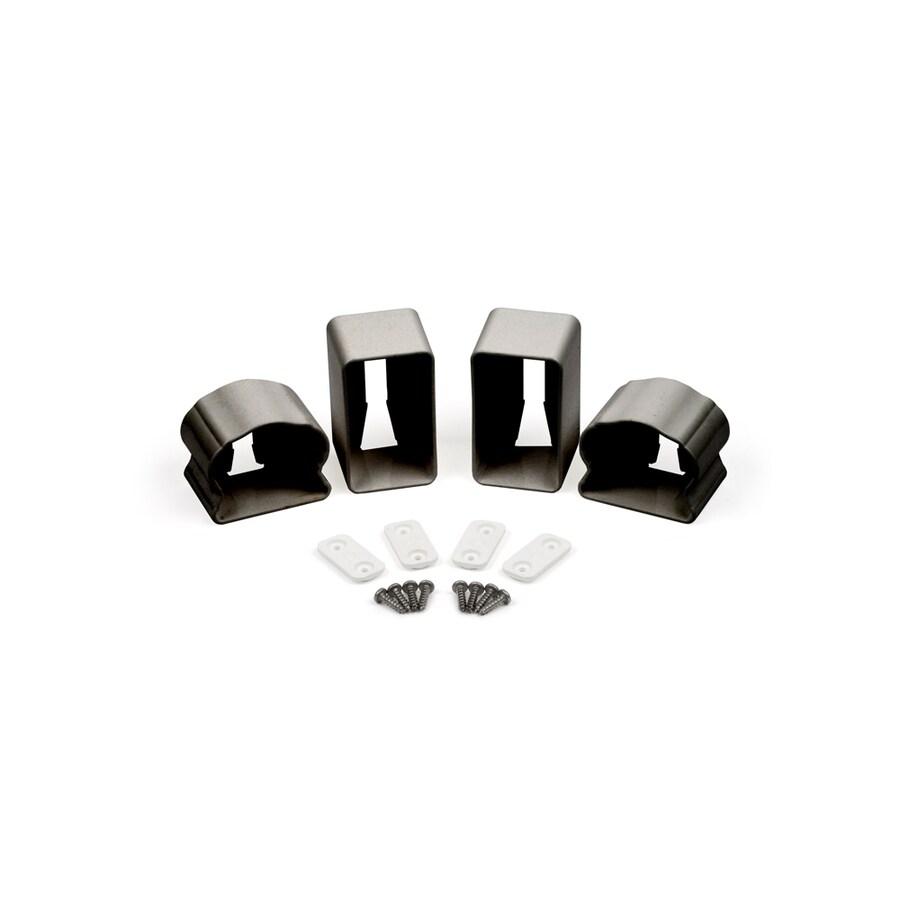 Fiberon Homeselect Black PVC Rail Connector
