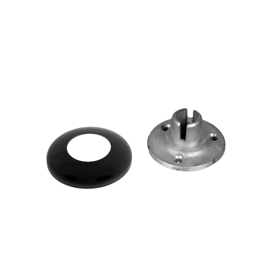 Fiberon HomeSelect ADA Black Stainless Steel Line Connector