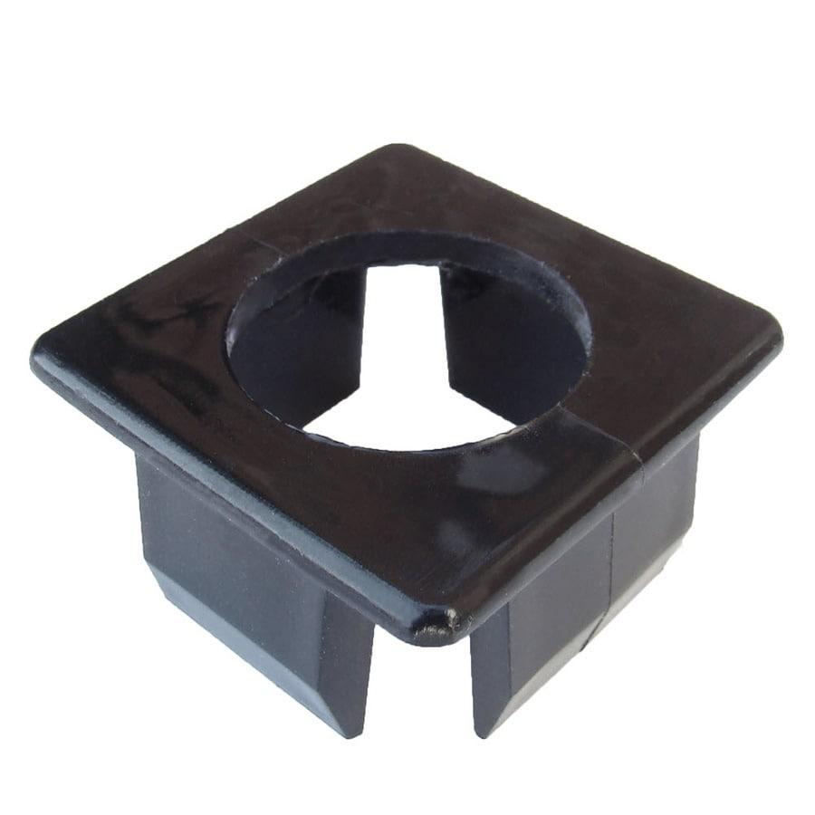 Fiberon Homeselect Black PVC Baluster Adapter