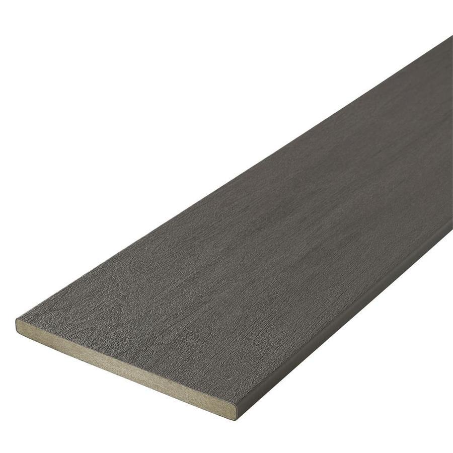 Fiberon Symmetry 12-ft Graphite Composite Deck Board