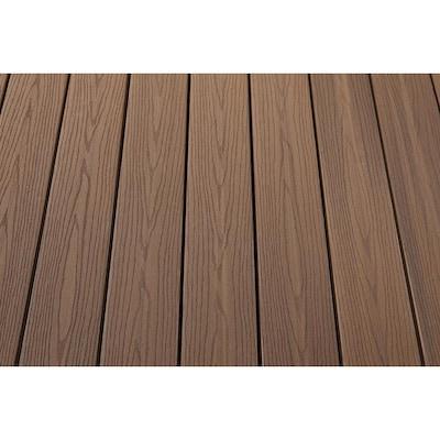 Fiberon Good Life 20-ft Bungalow Composite Deck Board at