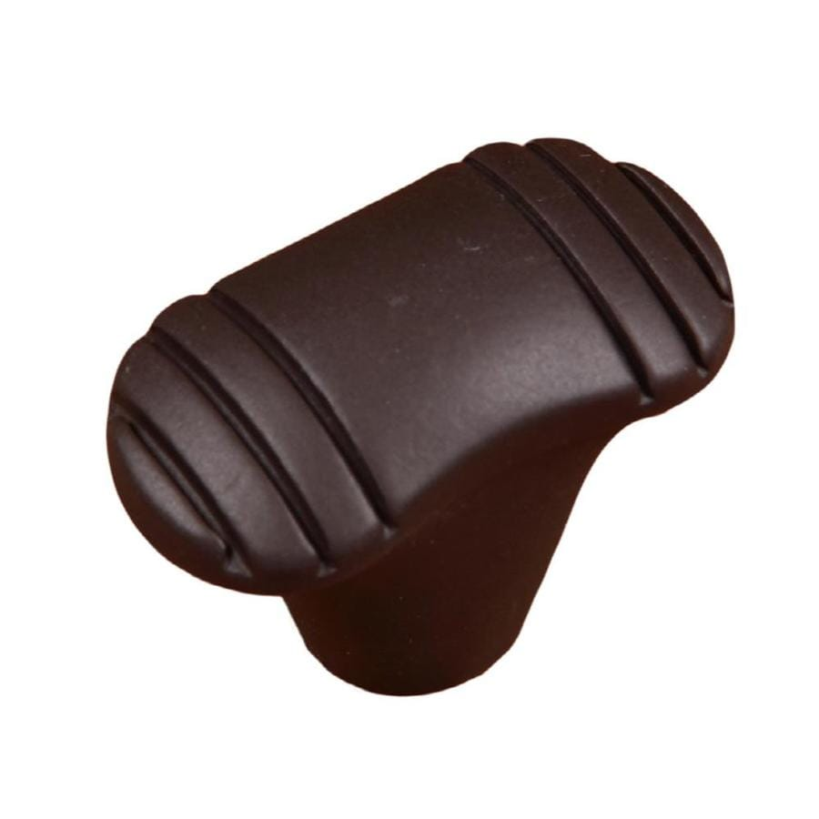 RK International Oil-Rubbed Bronze Rectangular Cabinet Knob