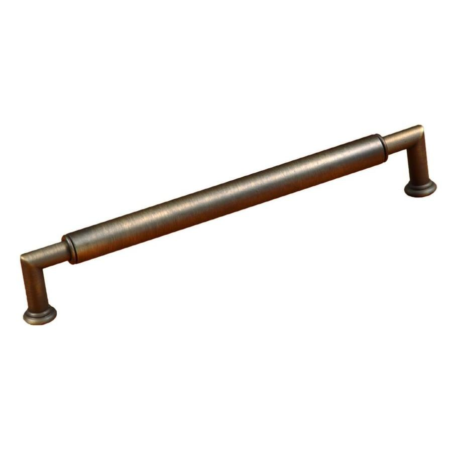 RK International 8-in Center-to-Center Antique English Bar Cabinet Pull