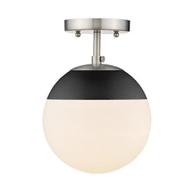 Dixon Modern Contemporary Flush Mount Lighting At Lowes