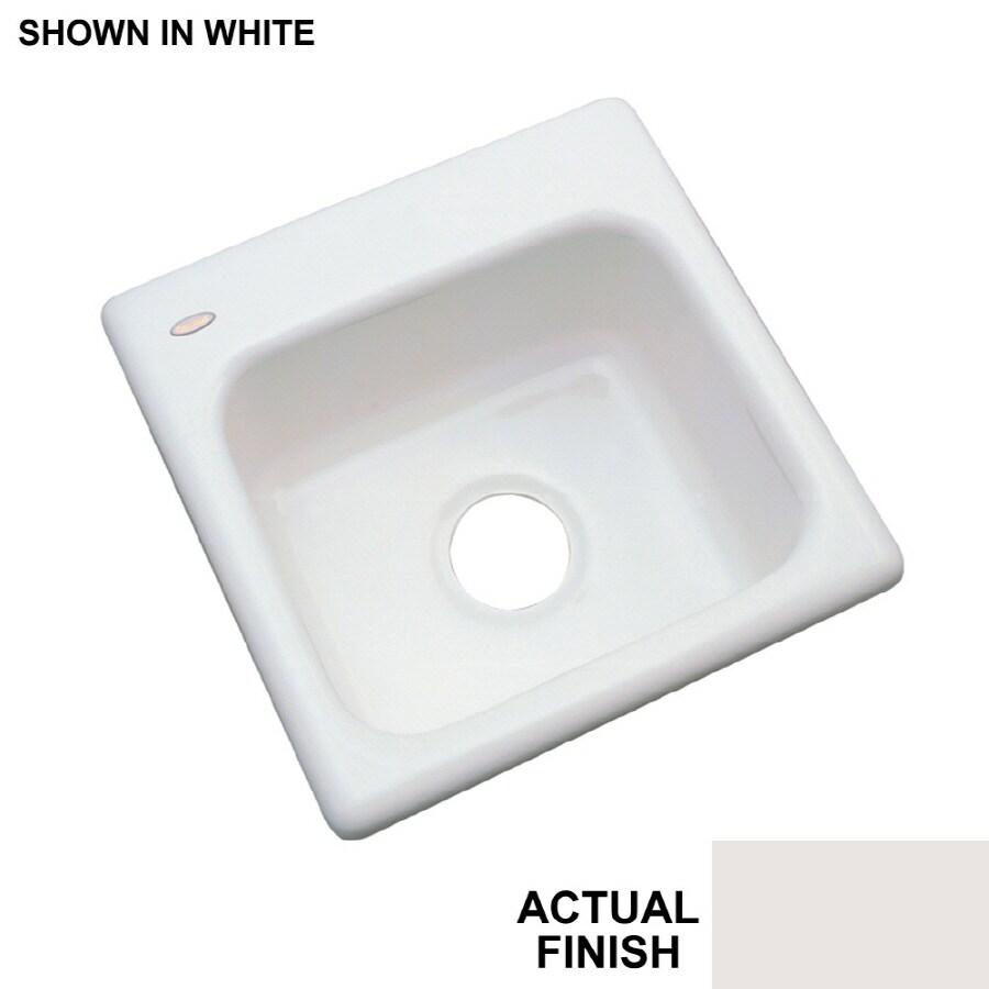 Dekor Drop-In Acrylic Bar/Prep Sink