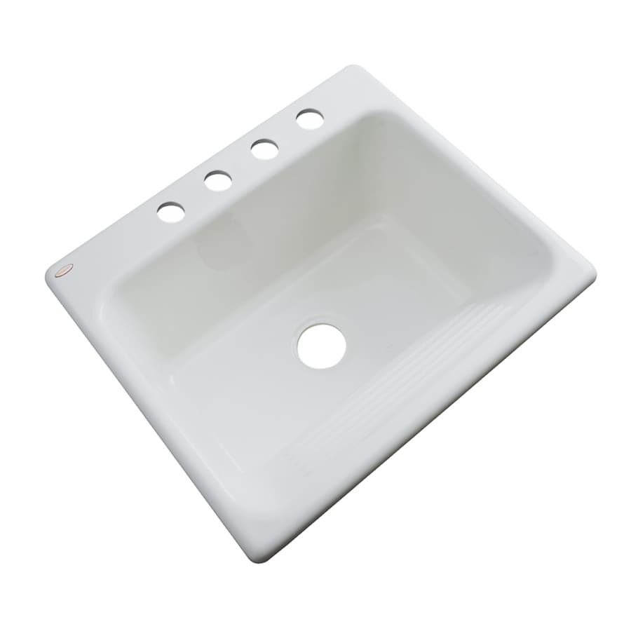 Acrylic Utility Sink : ... -in Sterling Silver Drop-In Acrylic Laundry Utility Sink at Lowes.com