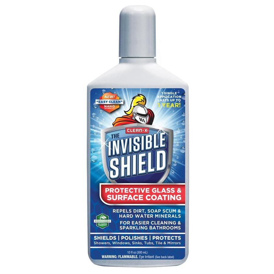 Shop Clean-X Invisible Shield Protective Glass & Surface Coating at ...