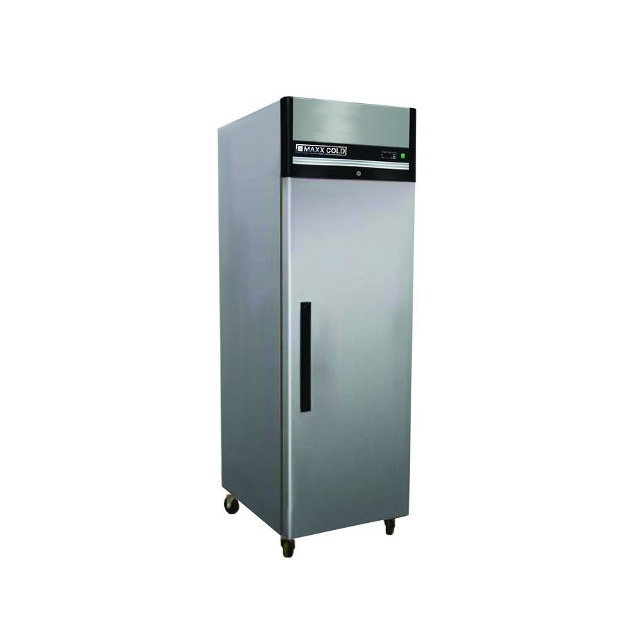 Commercial Refrigerators For Home Use Shop Maxx Cold 23 Cu Ft Frost Free Freestanding Commercial Upright