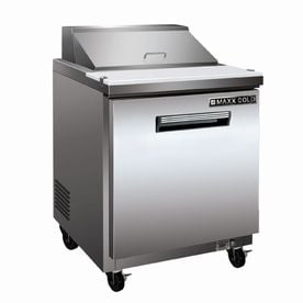 Shop Refrigerated Prep Tables At Lowescom - Cold sandwich prep table