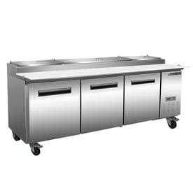 Shop Refrigerated Prep Tables At Lowescom - Sandwich prep table for sale