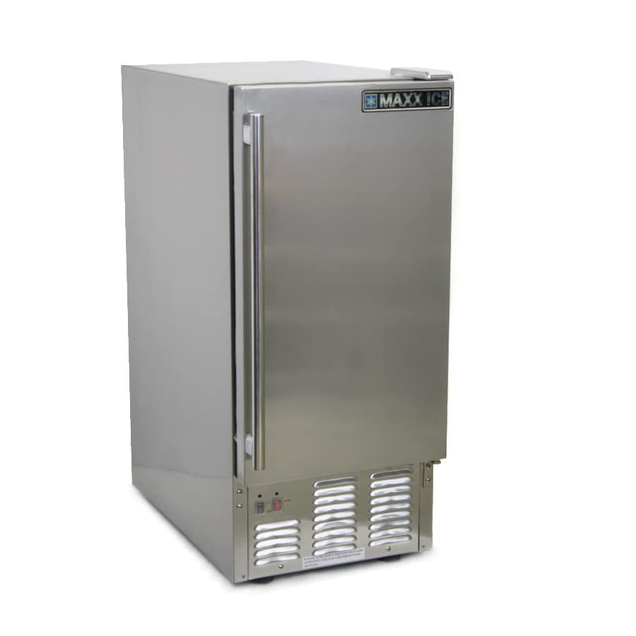 Maxx Ice 25-lb Freestanding Ice Maker