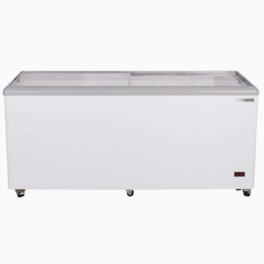 Shop Maxx Cold 20 Cu Ft Frost Free Commercial Chest
