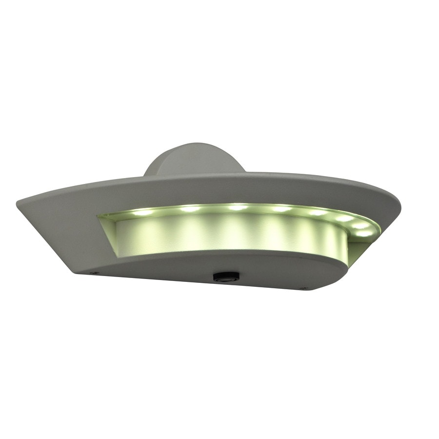Shop utilitech 1 head 24 watt white led dusk to dawn flood light at utilitech 1 head 24 watt white led dusk to dawn flood light aloadofball Image collections