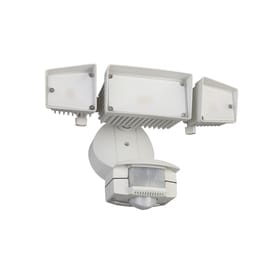 Shop Motion Sensor Flood Lights At Lowes Com