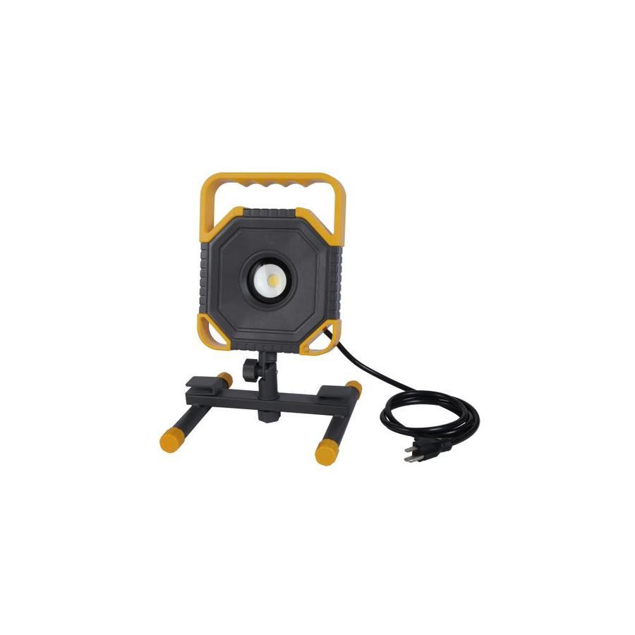 Utilitech 2500-Lumen LED Portable Work Light