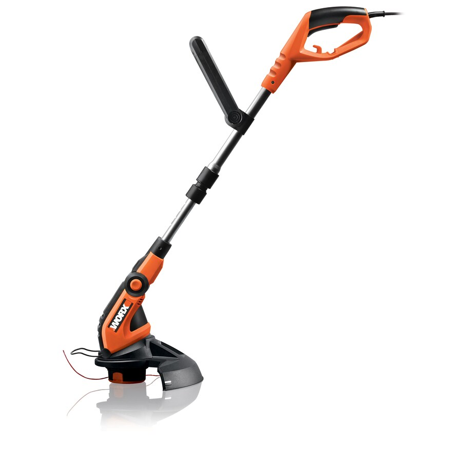 WORX 4-Amp 12-in Corded Electric String Trimmer and Edger