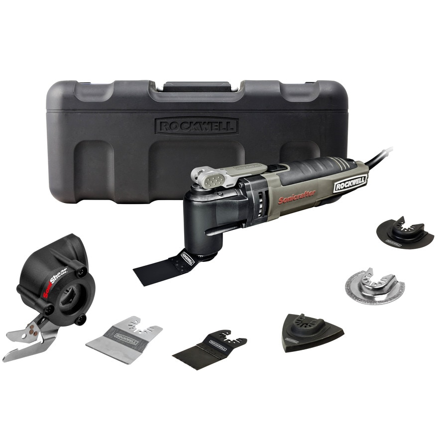 Sonicrafter Sonicrafter 3-Amp Oscillating Tool Kit