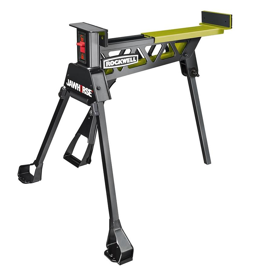 ROCKWELL Jawhorse 37-in Steel Saw Horse (600-lb Weight Capacity)