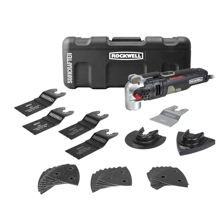 ROCKWELL F50 4-Amp Oscillating Tool Kit