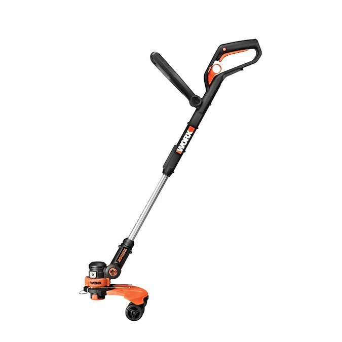 Cordless String Trimmer With Edger