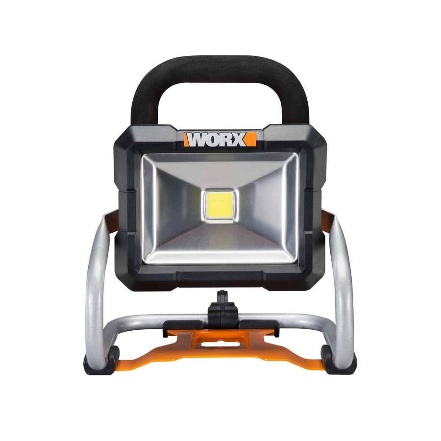 worx 1500lumen led portable work light