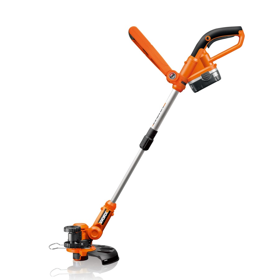 WORX 18-Volt 10-in Cordless String Trimmer and Edger