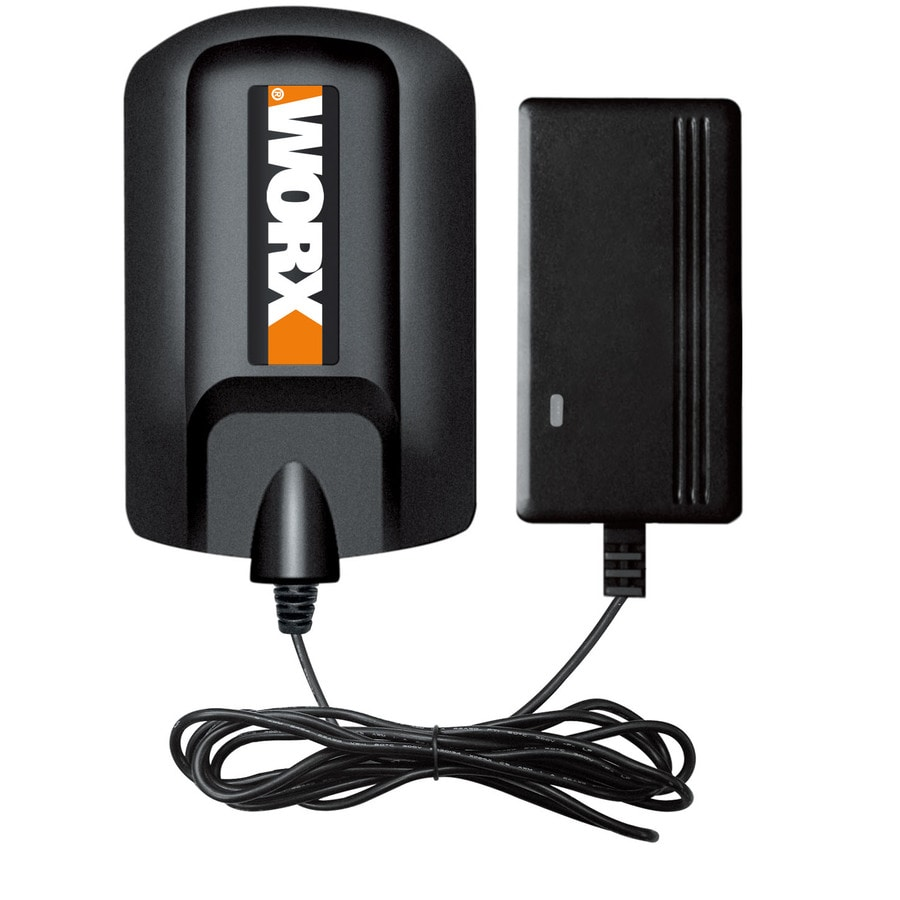WORX 20-Volt Lithium-ion 3-Hour Battery Charger