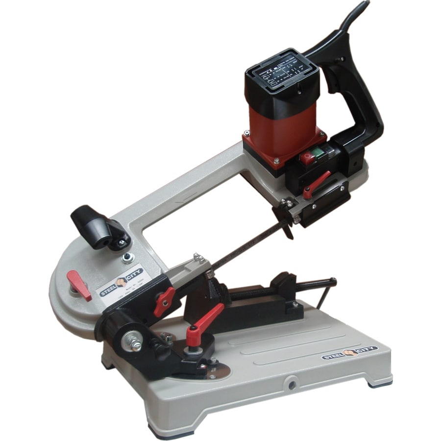 STEEL CITY 2-3/4-in 6-Amp Band Saw