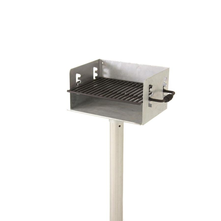 Ultra Play Ultrasite 300-sq in Commercial Charcoal Grill
