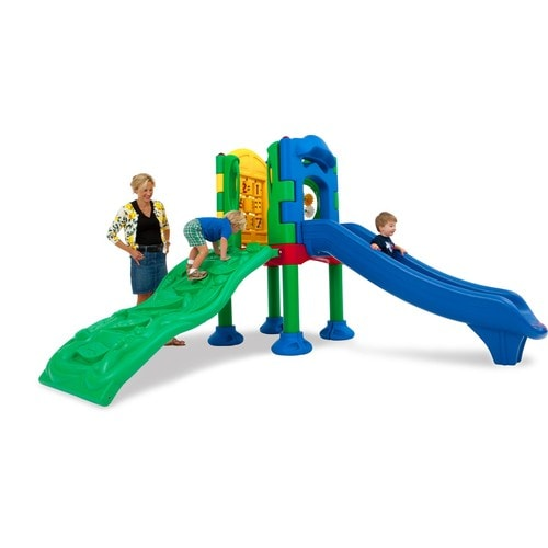 Ultra Play Discovery Center 1 Commercial Playset At Lowes Com