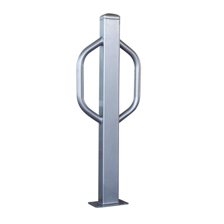 Ultra Play Modern 36-in Steel Surface-Mount Bollard