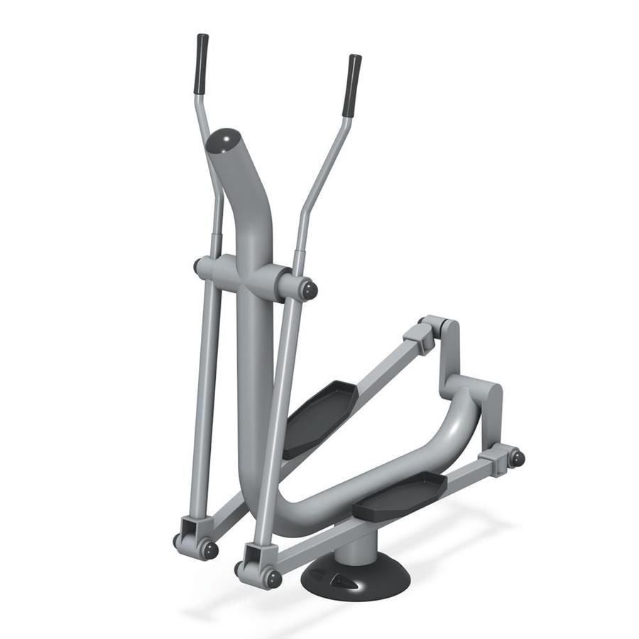 Ultra Play FitTech Cross-Trainer Manual Elliptical At