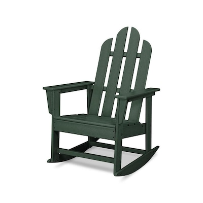 Magnificent Polywood Long Island Plastic Rocking Chair S With Slat Seat Ocoug Best Dining Table And Chair Ideas Images Ocougorg