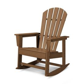 Polywood South Beach Hdpe Rocking Chair With Slat Seat