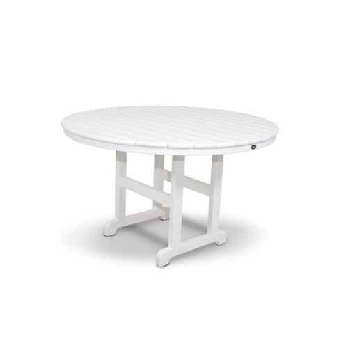 Trex Outdoor Furniture Monterey Bay Round Dining Table 48